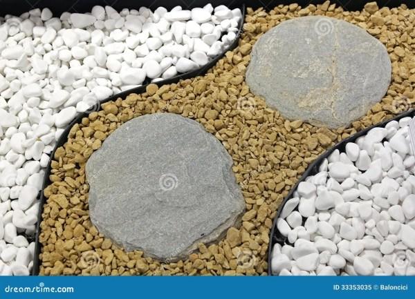 decorative stones stock