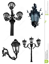 Decorative Street Lights Stock Images - Image: 12368954
