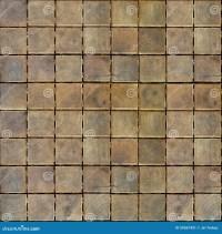 Decorative Wood Blocks - Checkered Pattern - Seamless ...