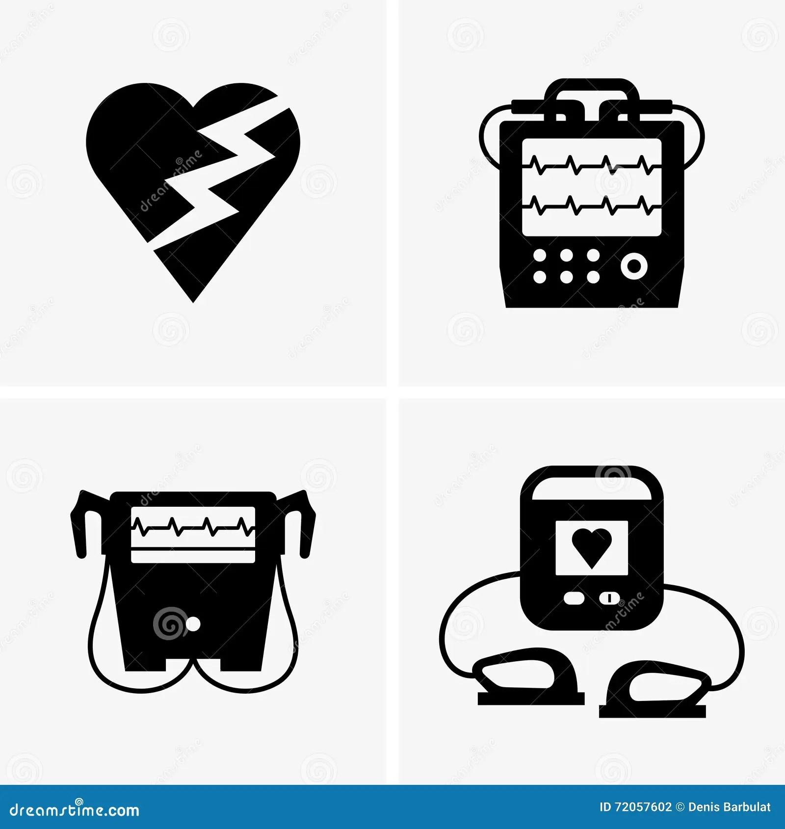 Defibrillator Cartoons, Illustrations & Vector Stock