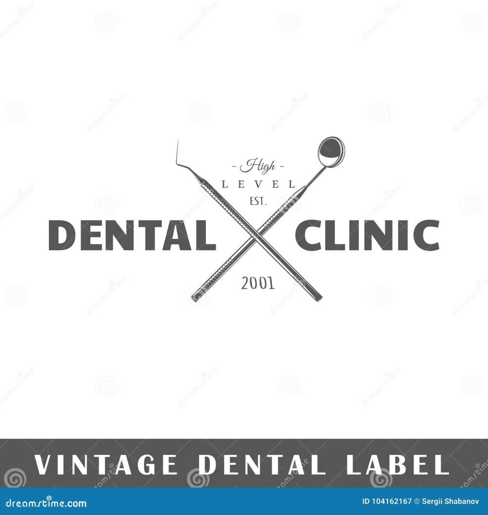 medium resolution of dental label template