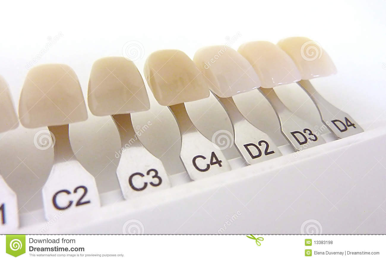 graphic about Tooth Shade Chart Printable named Enamel Coloration Chart Printable - Ofertasvuelo