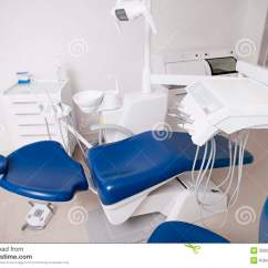 Dental Chair Light Stand Gym Parts Dentist 39s In A Medical Room Royalty Free Stock Photo