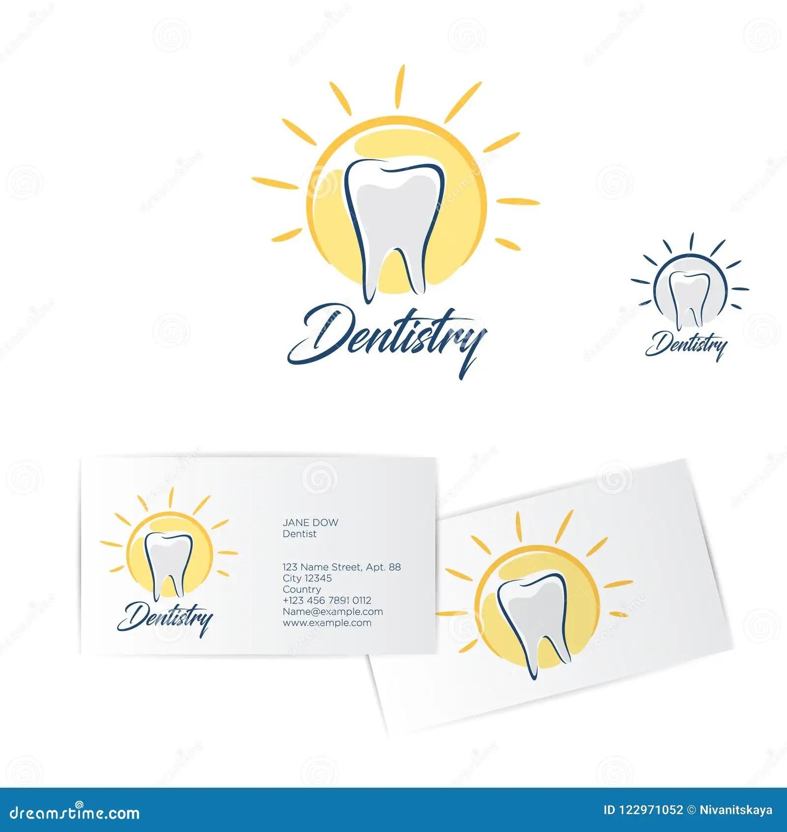 dentistry logo dentist business
