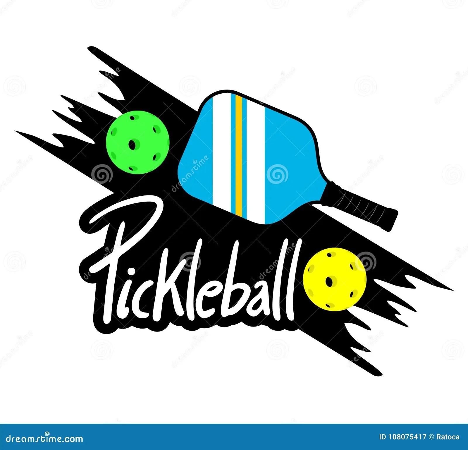 hight resolution of pickleball racket stock illustrations 216 pickleball racket stock illustrations vectors clipart dreamstime