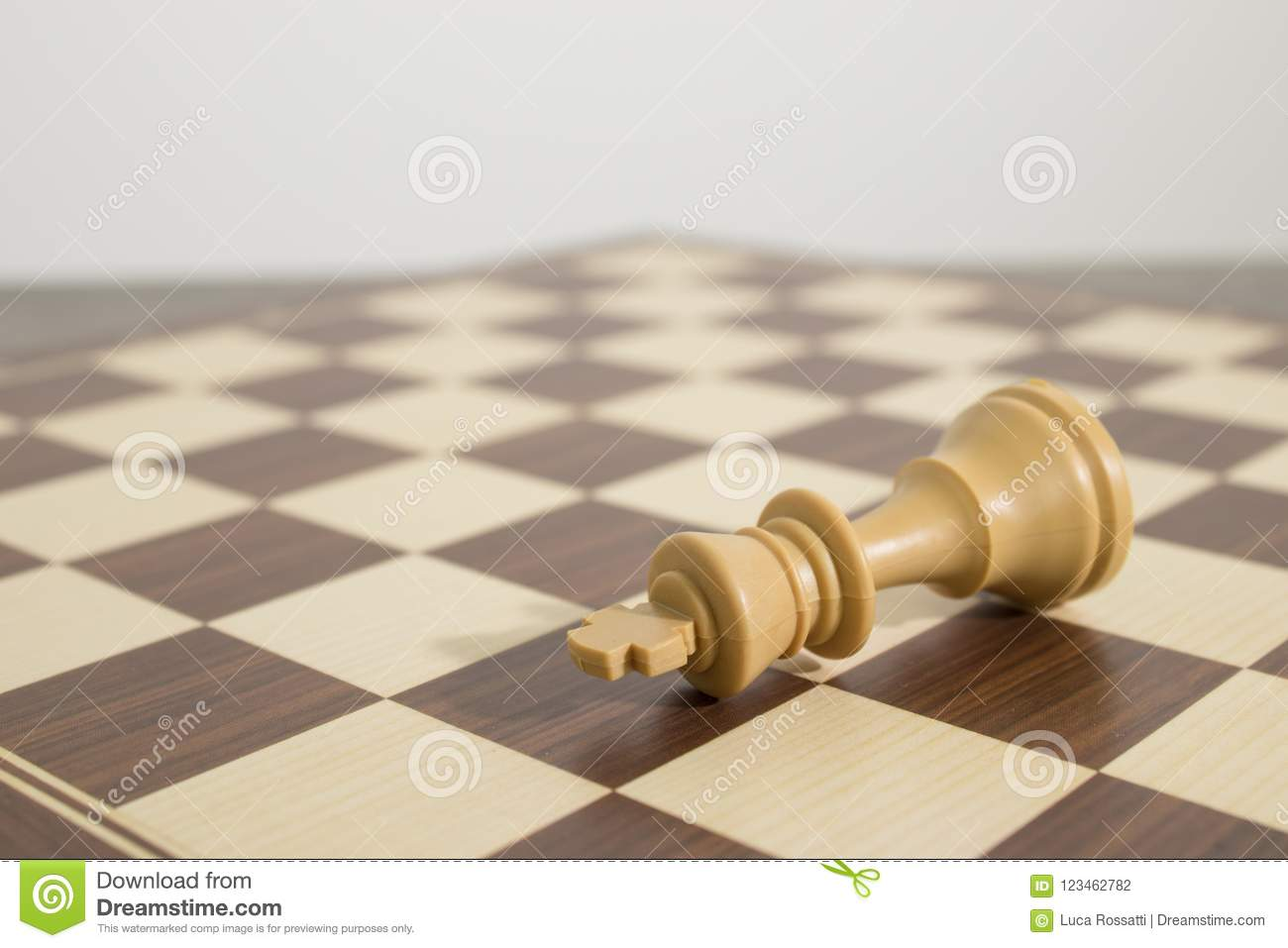detailed chessboard with chess