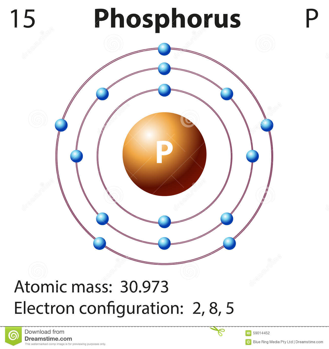 hight resolution of diagram representation of the element phosphorus stock illustration phase diagram of phosphorus diagram of phosphorus