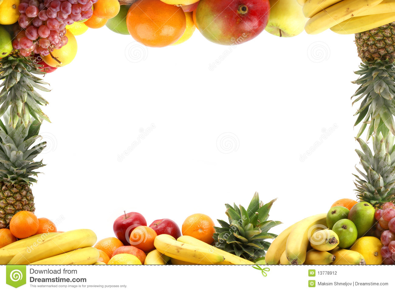 Autumn Tree Leaf Fall Animated Wallpaper Different Types Of Healthy Fruits Stock Photo Image Of