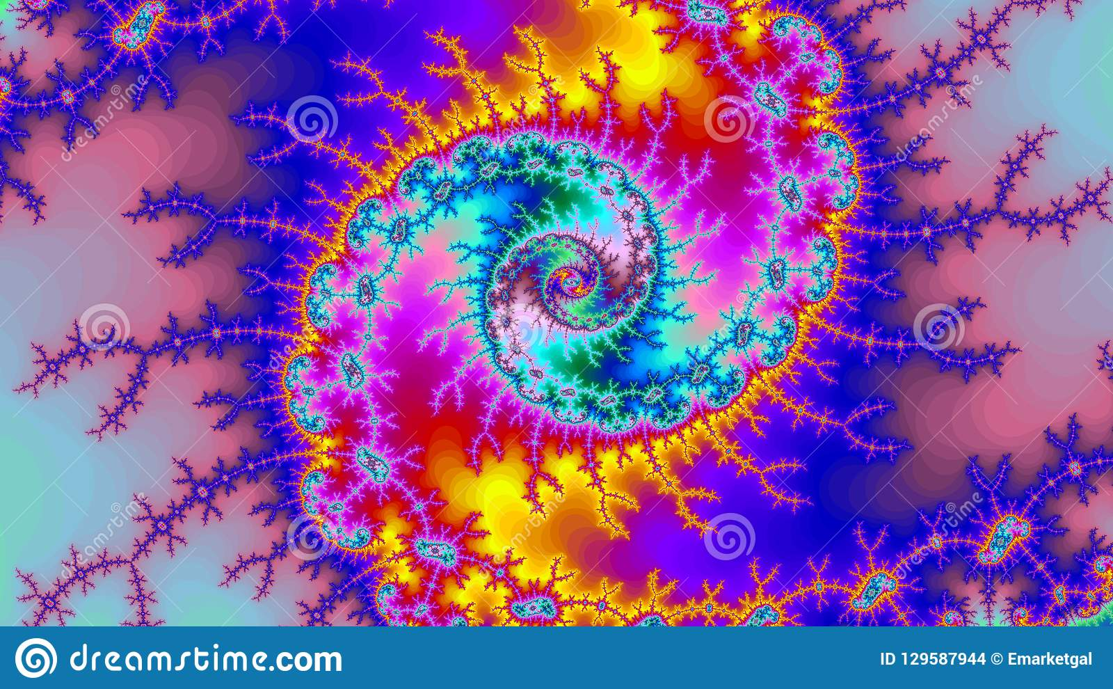 digital universe amazing abstract