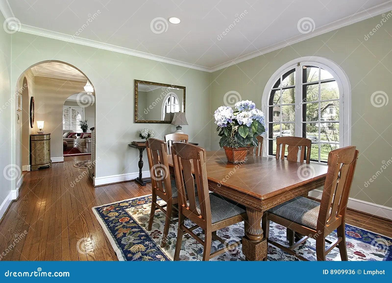 Light Green Dining Room Ideas