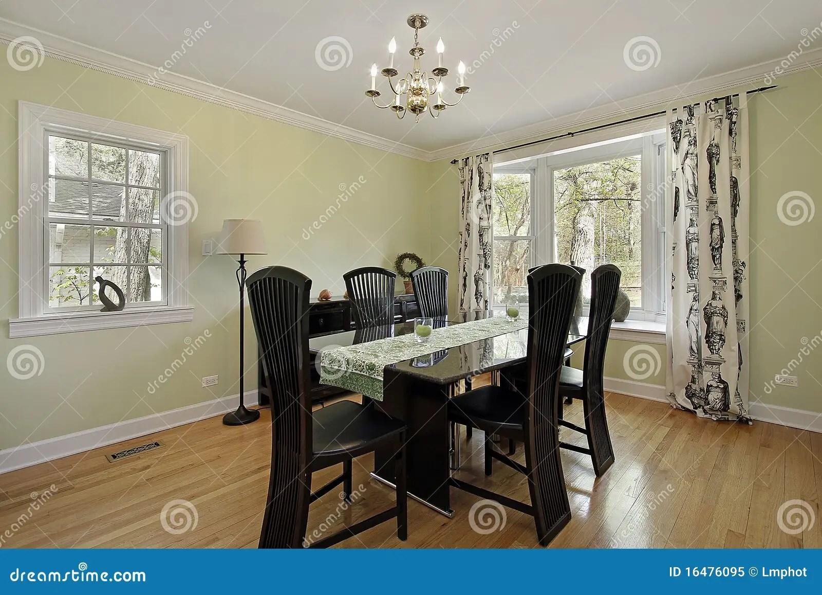 Dining Room Yellow