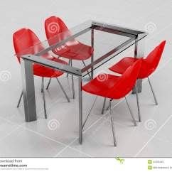 Lifetime Plastic Chairs Philippines Computer Chair Without Arms Dining Set Stock Illustration Image 51879443