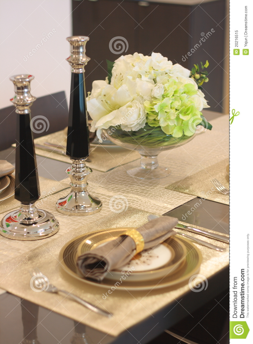 Dining Table Royalty Free Stock Photo  Image 20216515