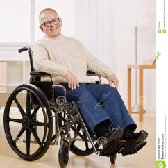 Wheelchair Man Dxracer Gaming Chair Singapore Disabled In Stock Image Of Body 6599381
