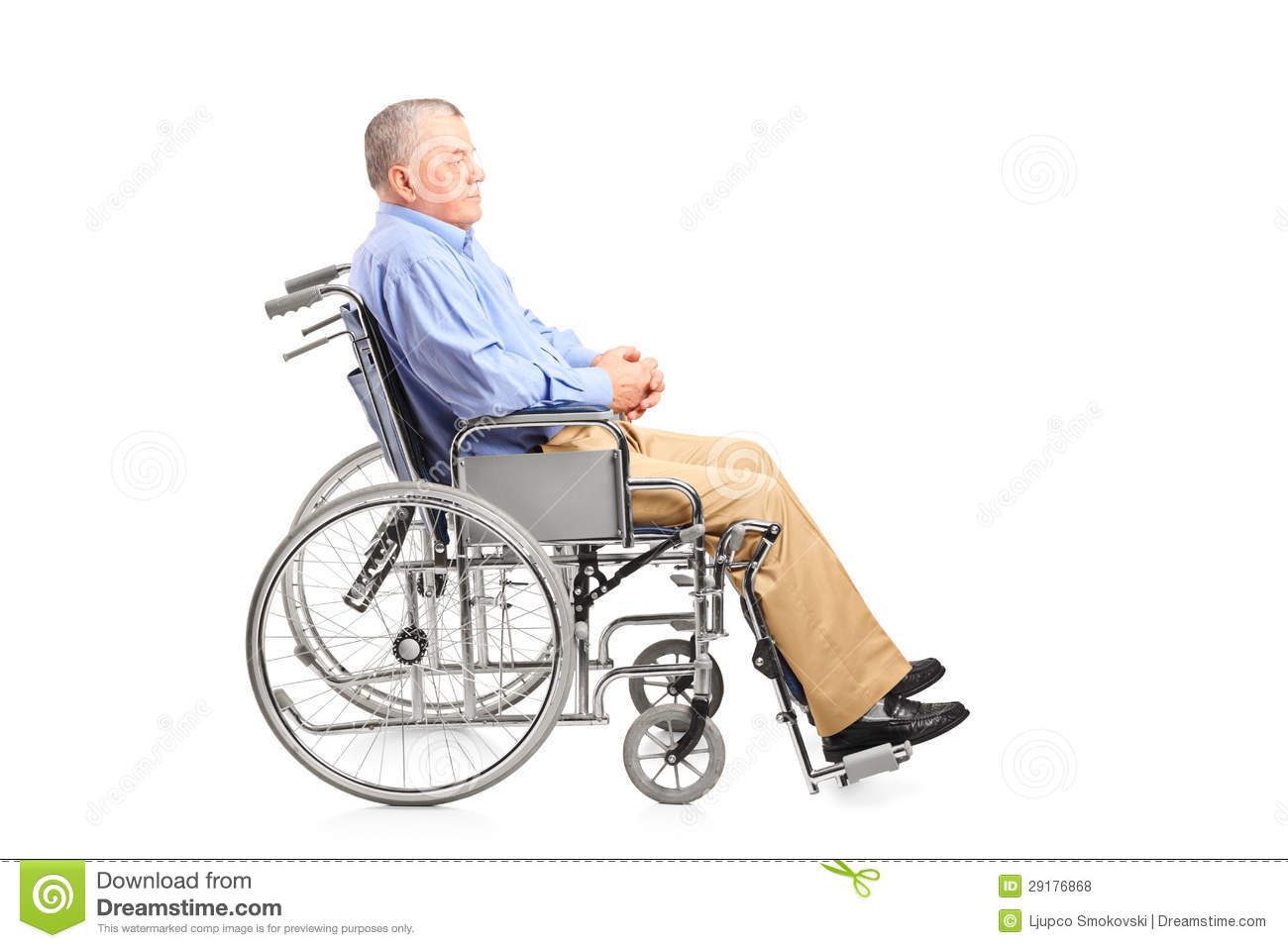 wheelchair man leather office chairs australia a disabled senior posing in royalty free