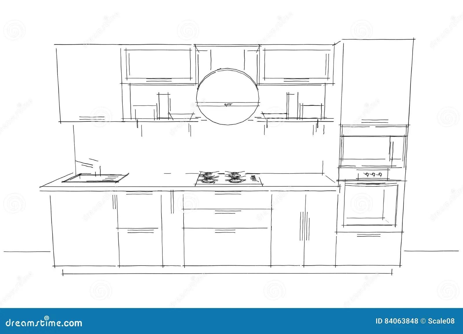 Disegnare Cucina Awesome Beautiful Disegnare La Cucina In