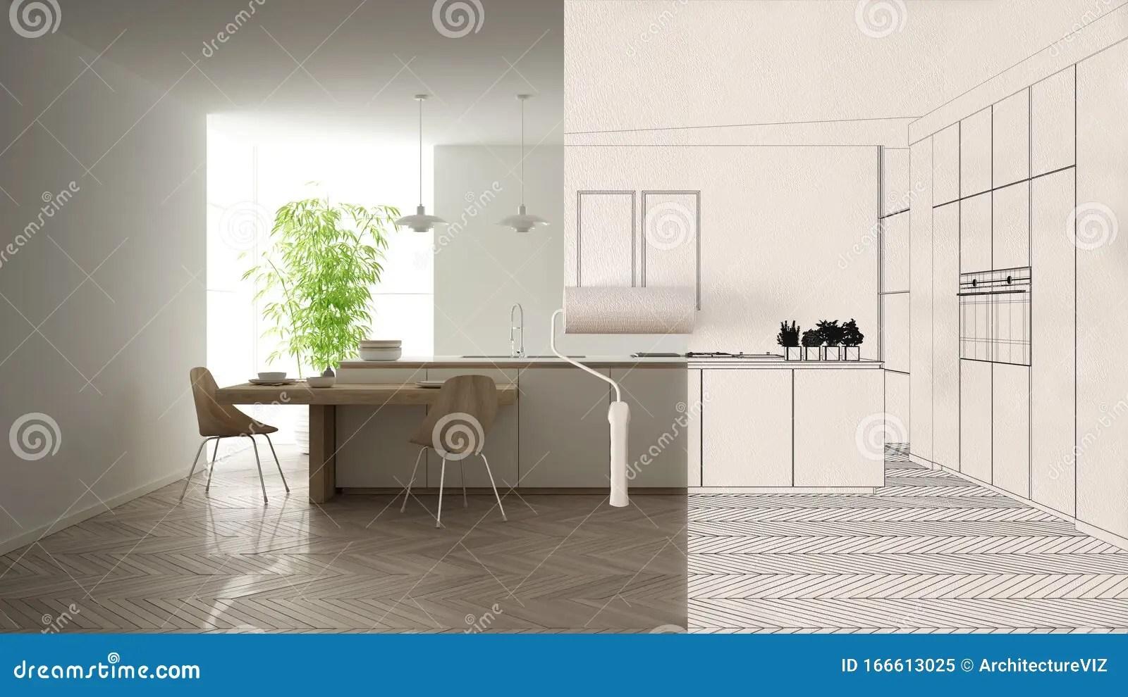 Idee per dipingere le pareti della cucina (Foto ...