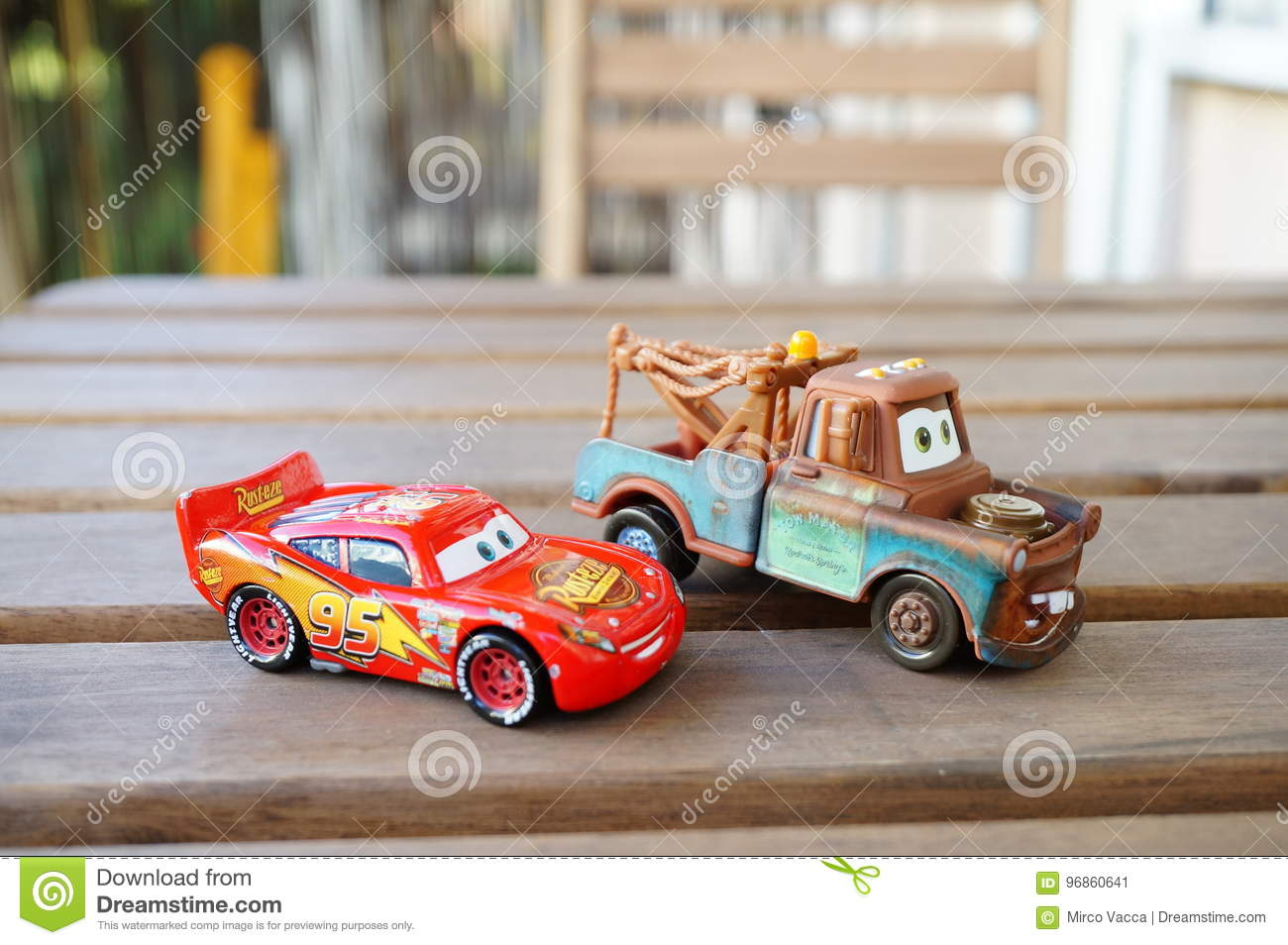 disney cars toys editorial