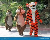 Disney Characters Editorial Stock - 59655883