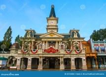 City Hall Disneyland Paris