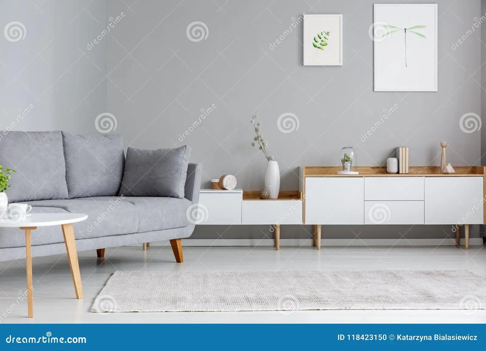 Pavimento Bianco Colore Pareti : Soggiorno moderno pavimento grigio pavimento grigio scuro colore
