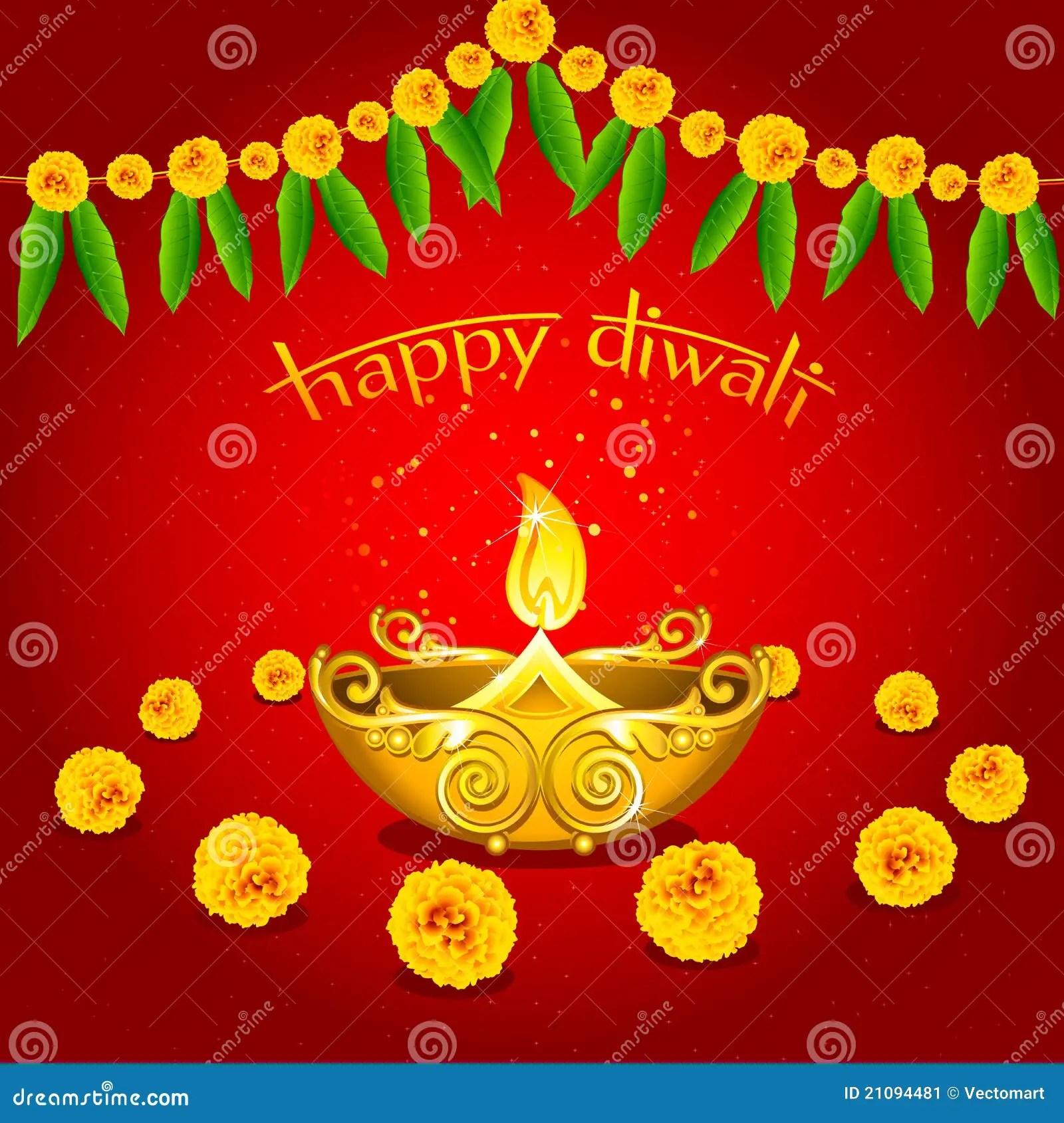 Diya Wallpaper Hd Diwali Diya Stock Image Image 21094481