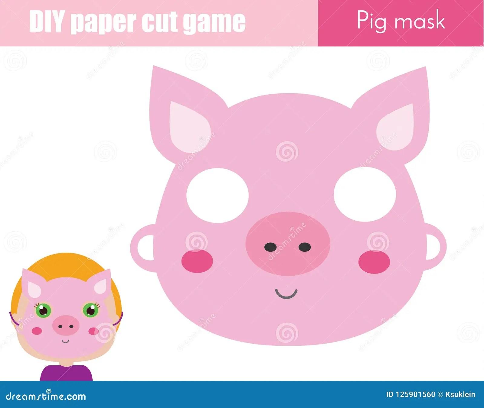 Diy Children Educational Creative Game Make An Animal