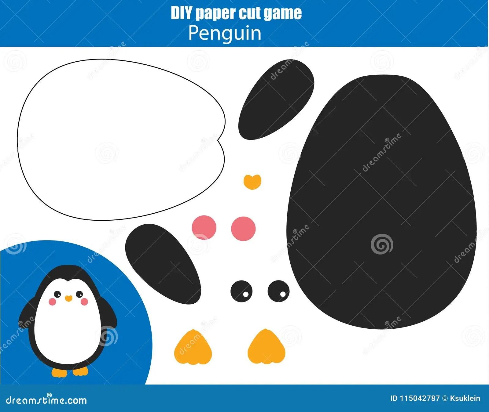 Diy Children Educational Creative Game Paper Cutting