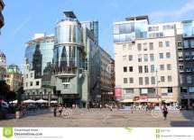 & Hotel Stephansplatz Vienna Austria. Editorial