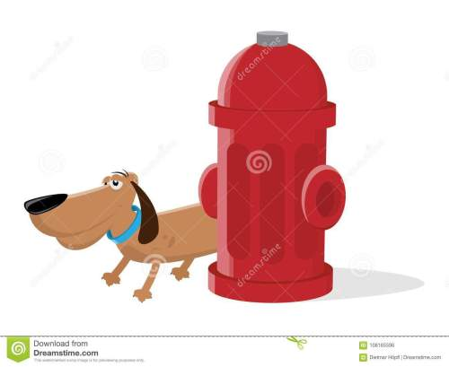 small resolution of clipart of a dog peeing on a fire hydrant