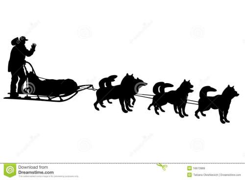 small resolution of dog sled stock illustrations 747 dog sled stock illustrations vectors clipart dreamstime