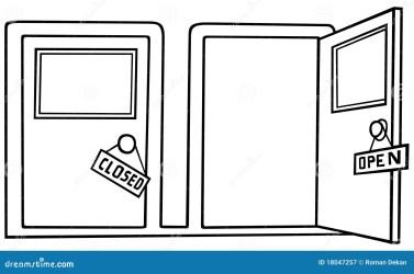 Door Open Stock Illustrations 63 117 Door Open Stock Illustrations Vectors & Clipart Dreamstime