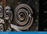 Door Ornament Stock Photography - Image: 231682