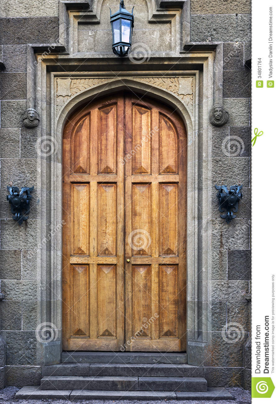 Door In Palace Stock Photo Image Of Entry Entrance