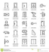 Types Doors & ... Types Of Architecture Door Style Ex&les ...