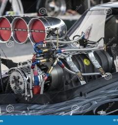 drag car engine [ 1300 x 957 Pixel ]