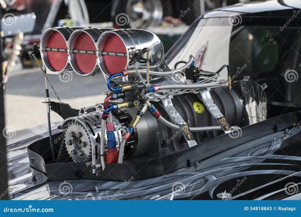 medium resolution of drag car engine