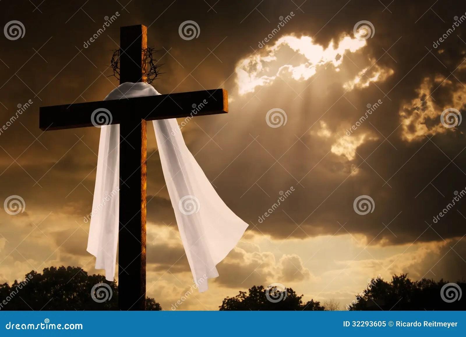 dramatic lighting on christian
