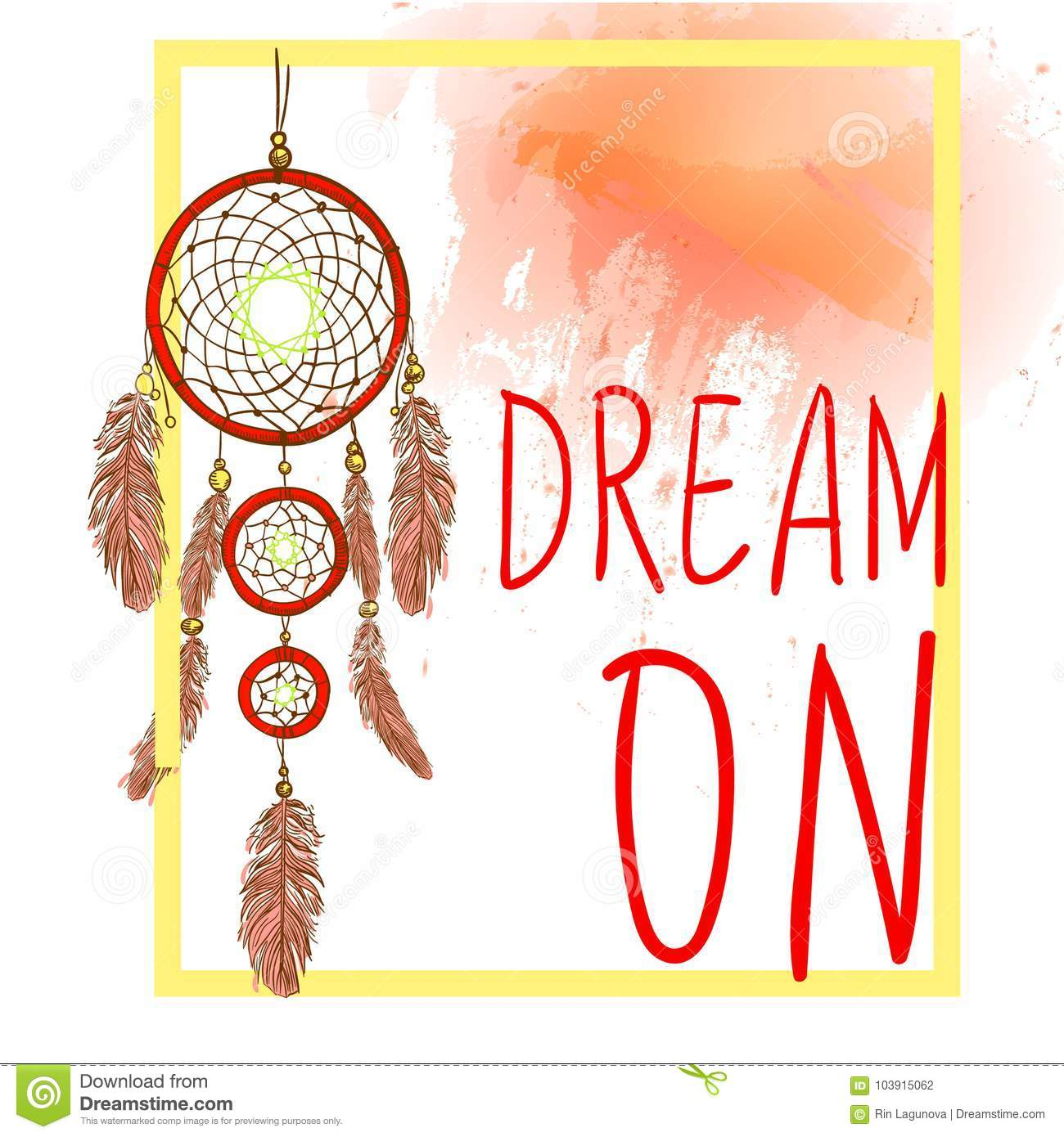 dream on words with