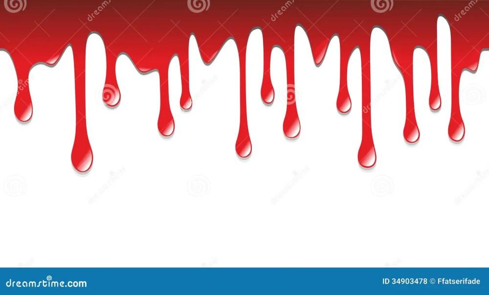 medium resolution of dripping blood