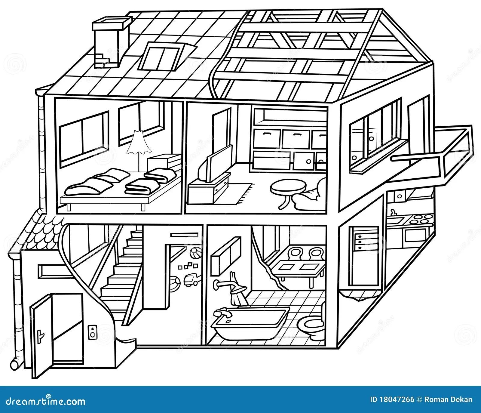 A White Home