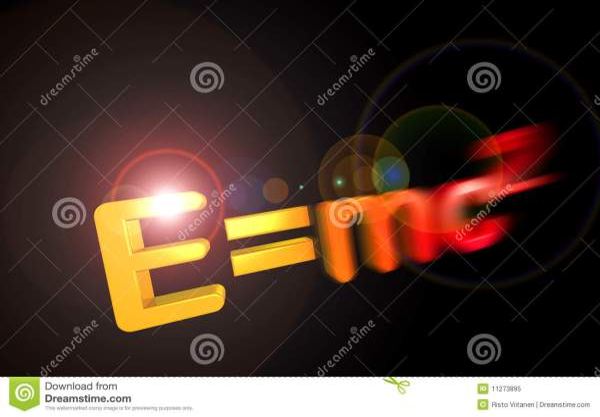EMC2 Theory of Relativity