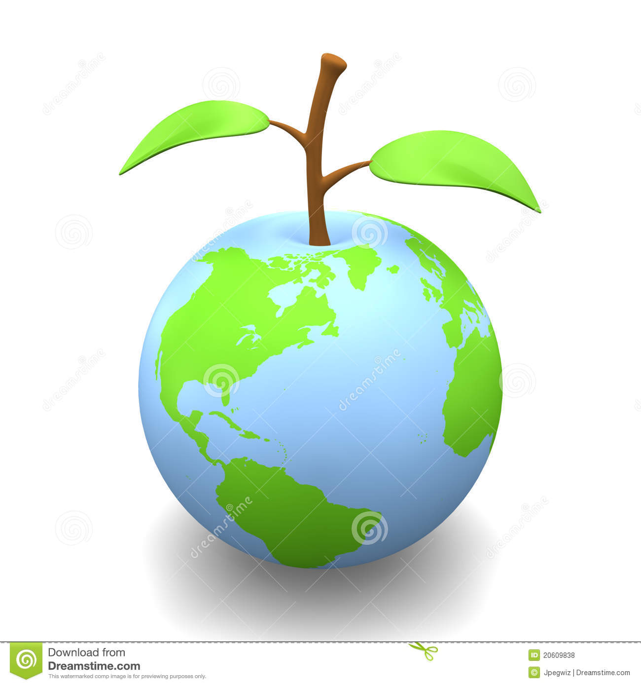 Earth Fruit Royalty Free Stock Photos - Image: 20609838