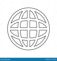 earth globe diagram icon [ 1300 x 1390 Pixel ]