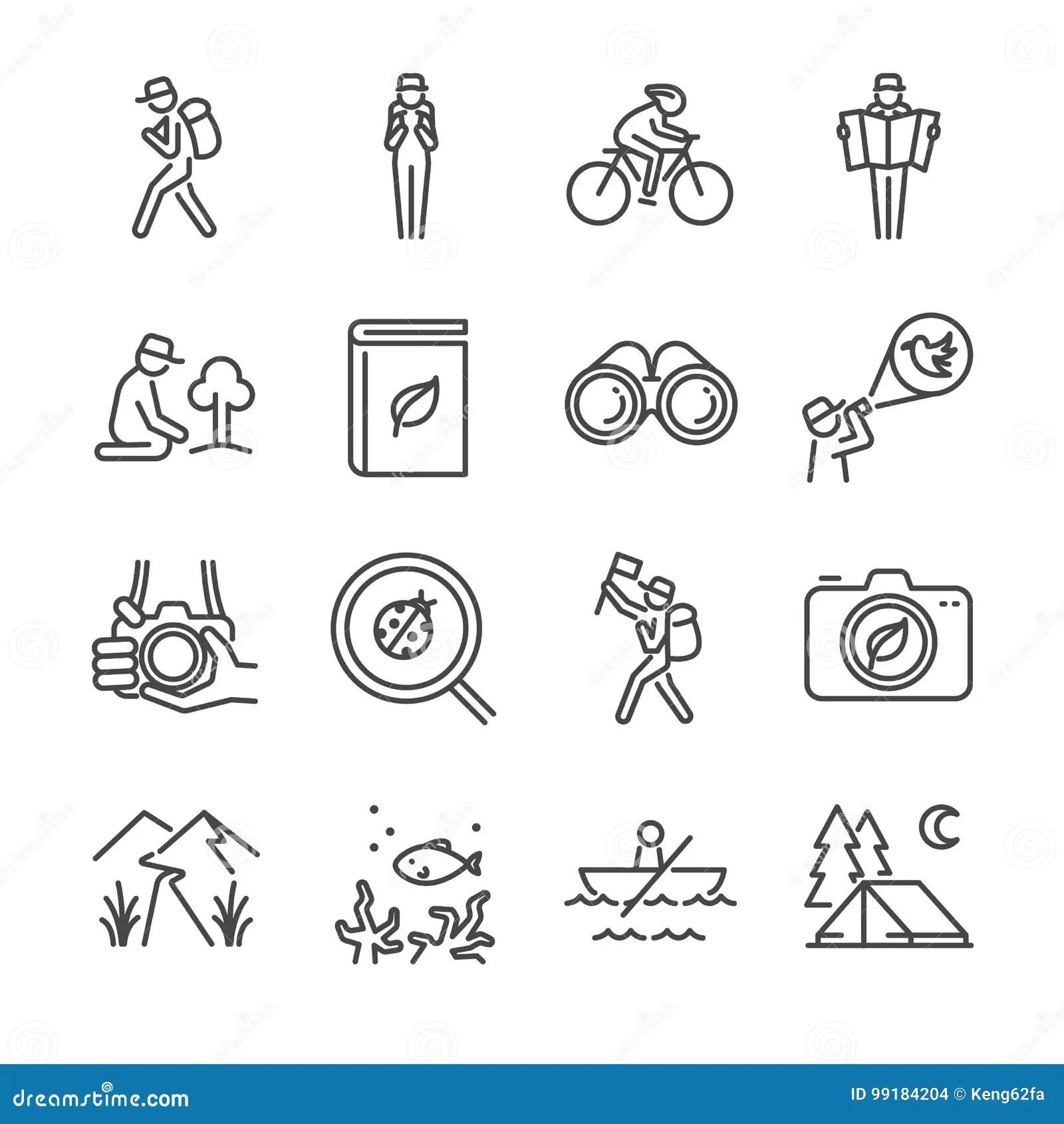 Eco Tourism Stock Illustrations 3 348 Eco Tourism Stock
