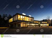 Ecological Energy Saving Wooden Office Building Stock ...