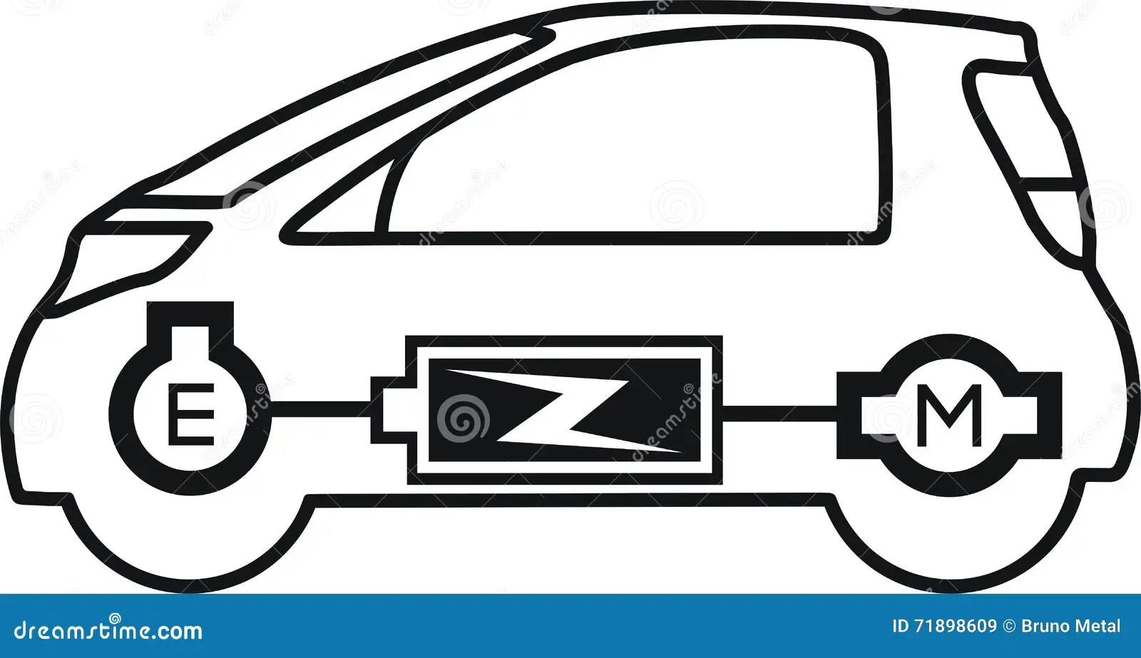 Electromobile Cartoons, Illustrations & Vector Stock