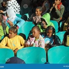 Teen Desk Chair John Deere Educating Poor Kids In Egypt Editorial Stock Photo - Image: 39234433