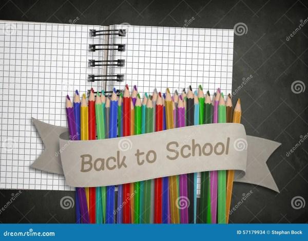 Education School Concept Notepad Blackboard