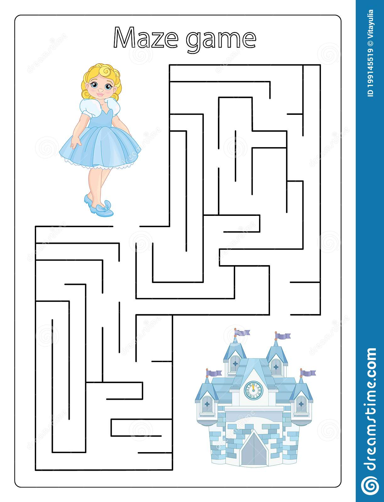 hight resolution of Worksheets Number Maze   Printable Worksheets and Activities for Teachers